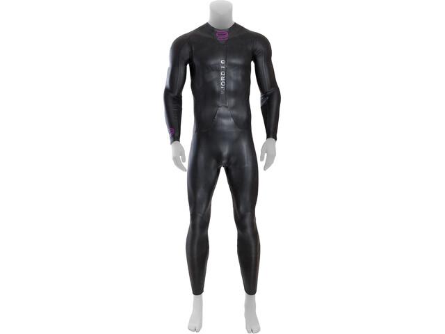 deboer Fjord 1.0 Wetsuit Heren, black